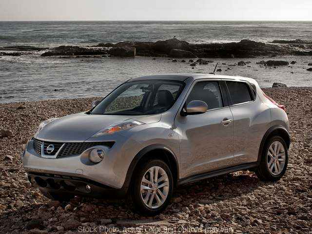 2011 Nissan Juke 4d SUV FWD SV 6spd at Good Wheels near Ellwood City, PA