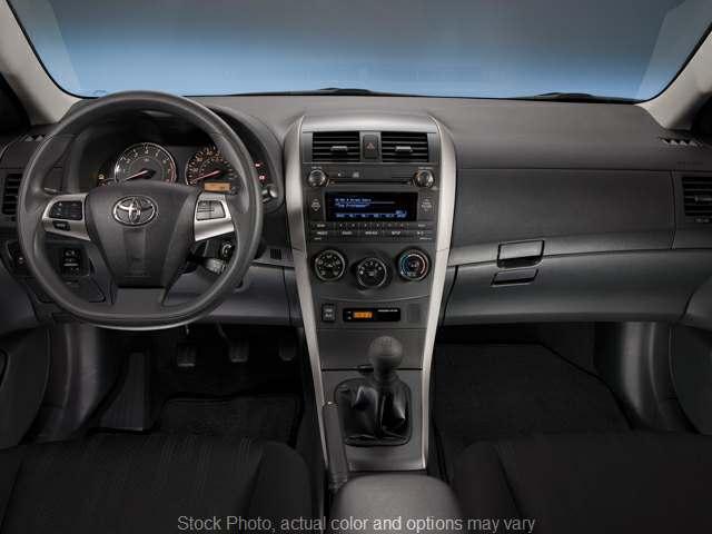 Used 2012  Toyota Corolla 4d Sedan LE at Camacho Mitsubishi near Palmdale, CA
