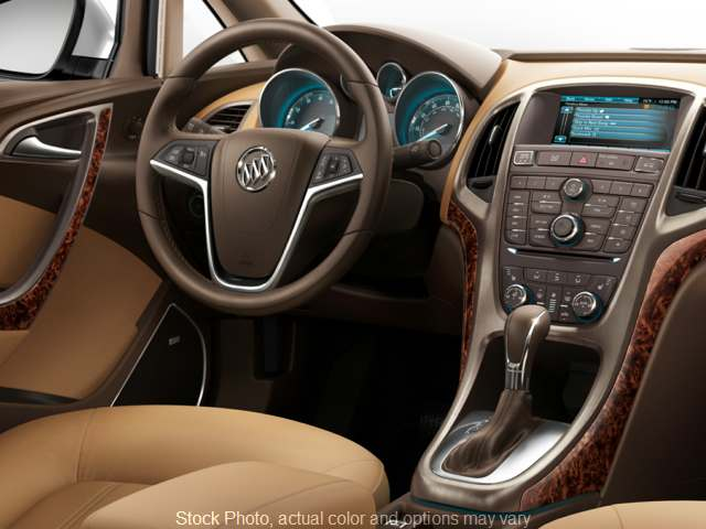 Used 2013  Buick Verano 4d Sedan Premium Turbo at Frank Leta Automotive Outlet near Bridgeton, MO