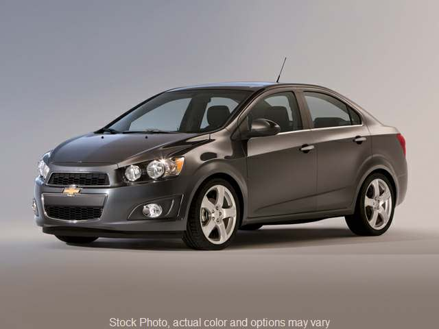 2012 Chevrolet Sonic 4d Sedan LT1 at Naples Auto Sales near Vernal, UT