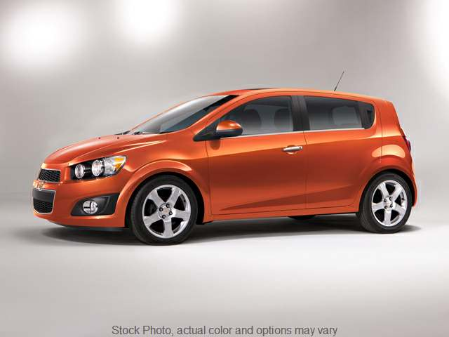 2013 Chevrolet Sonic 4d Hatchback RS AT at Camacho Mitsubishi near Palmdale, CA