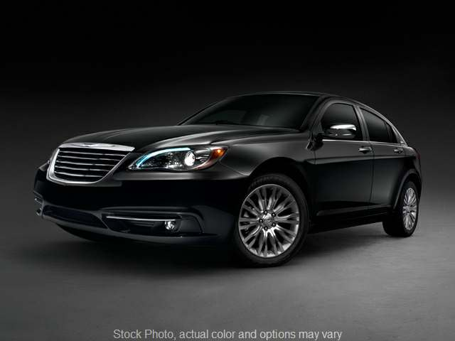 2012 Chrysler 200 4d Sedan Touring at Solutions Auto Group near Chickasha, OK