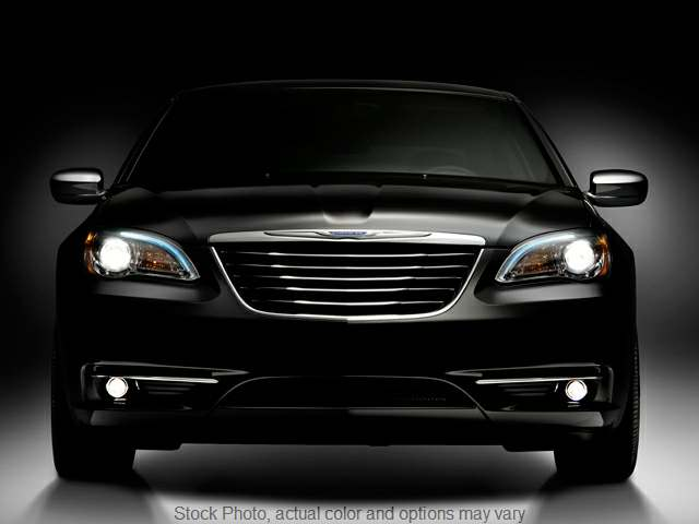 Used 2012  Chrysler 200 4d Sedan Touring at The Gilstrap Family Dealerships near Easley, SC