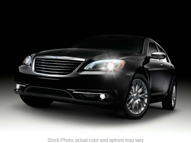 Used 2012  Chrysler 200 4d Sedan Limited at Express Auto near Kalamazoo, MI