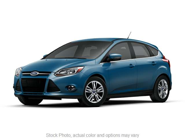 Used 2014 Ford Focus 4d Hatchback Titanium at CarTopia near Kyle, TX