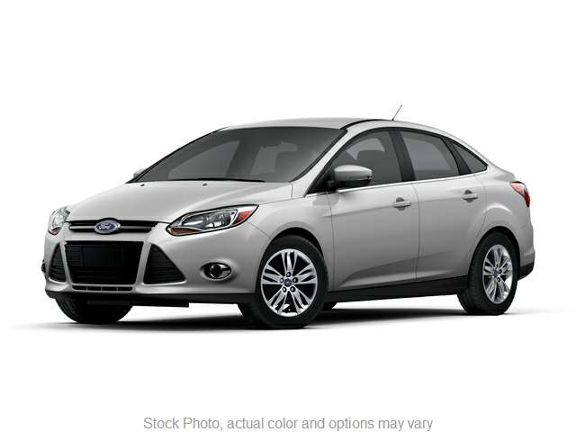 Used 2012 Ford Focus 4d Sedan SEL at Action Auto - Starkville near Starkville, MS