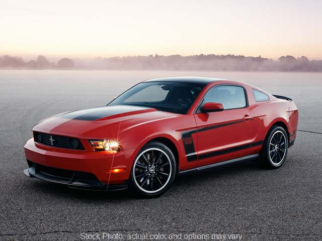 Used 2012 Ford Mustang 2d Coupe Boss 302 at CarCo Auto World near South Plainfield, NJ
