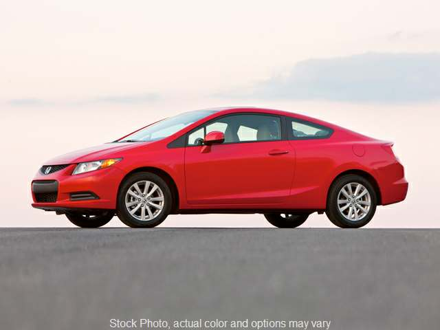 2012 Honda Civic Coupe 2d LX Auto at Bobb Suzuki near Columbus, OH