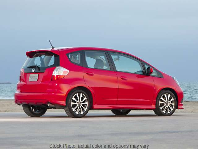 Used 2013  Honda Fit 5d Hatchback Sport Auto at AutoMax Jonesboro near Jonesboro, AR