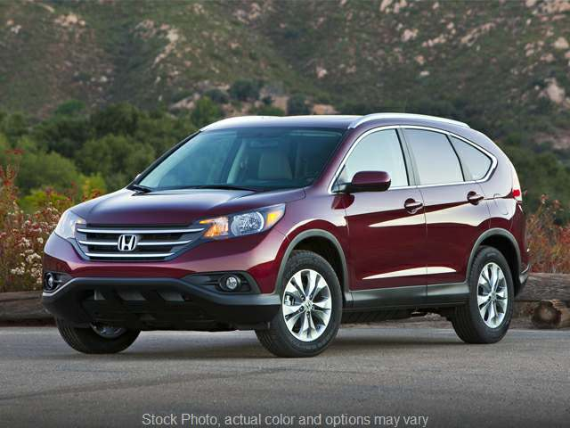 2013 Honda CR-V 4d SUV AWD EX-L at Bobb Suzuki near Columbus, OH