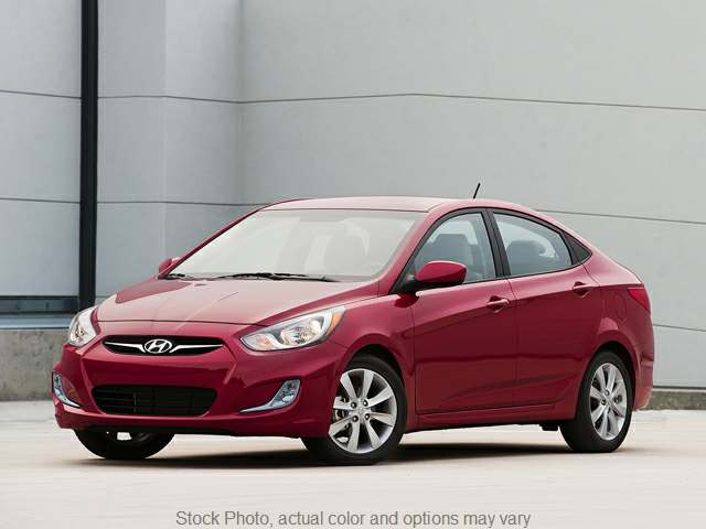 2012 Hyundai Accent 4d Sedan GLS Auto at Action Auto Group near Oxford, MS