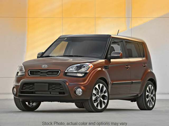 2013 Kia Soul 4d Hatchback + Auto at City Wide Auto Credit near Toledo, OH