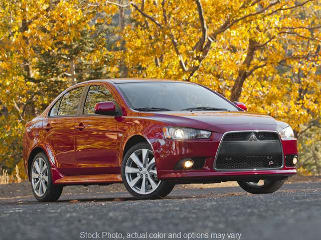 2014 Mitsubishi Lancer 4d Sedan ES Auto at The Gilstrap Family Dealerships near Easley, SC