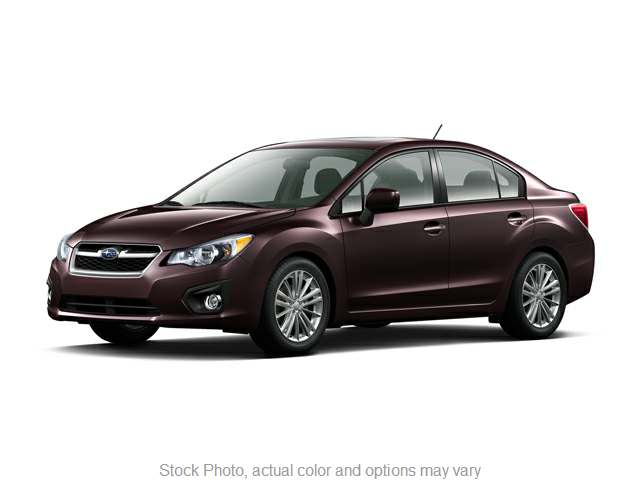 2013 Subaru Impreza 4d Sedan i Premium CVT All-Weather at Good Wheels near Ellwood City, PA