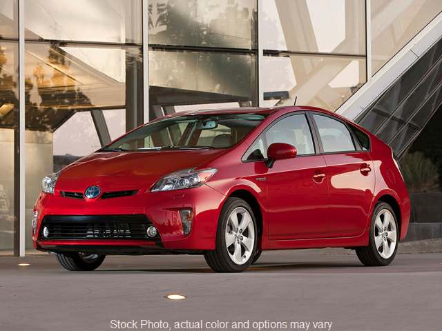 Used 2014  Toyota Prius 5d Hatchback Two at Graham Auto Group near Mansfield, OH