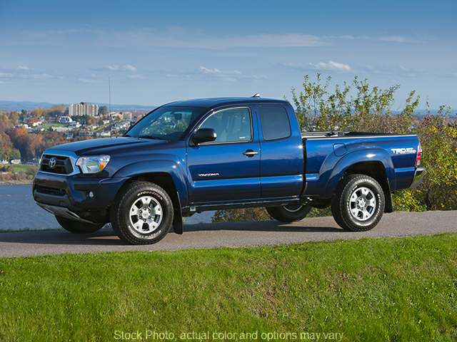 Used 2013  Toyota Tacoma 4WD Access Cab Auto at Naples Auto Sales near Vernal, UT