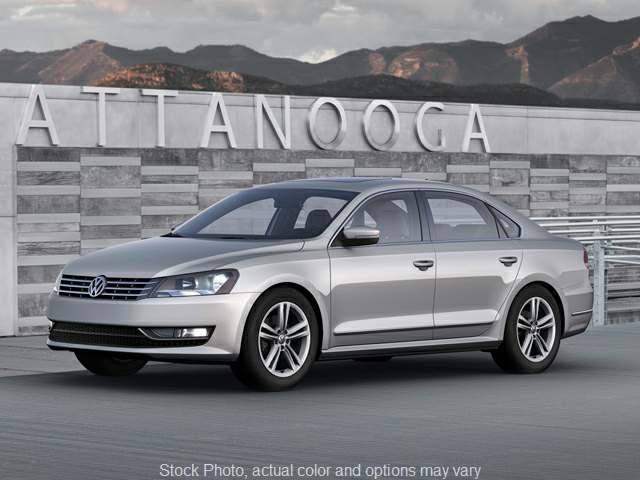 Used 2015  Volkswagen Passat TDI 4d Sedan SE w/Sunroof/Nav at Frank Leta Automotive Outlet near Bridgeton, MO
