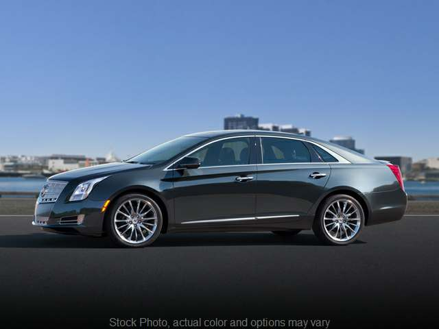2013 Cadillac XTS 4d Sedan Luxury AWD at Graham Auto Group near Mansfield, OH