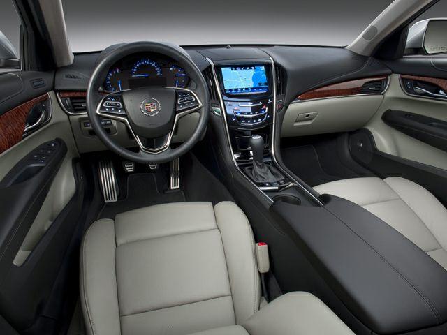2013 Cadillac Ats 2 0 L Turbo >> 2013 Cadillac Ats 4d Sedan 2 Period 0l Turbo Performance Landmark
