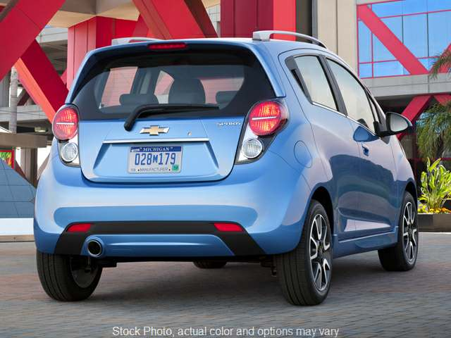 Used 2014  Chevrolet Spark 4d Hatchback 1LT Auto at Action Auto Group near Oxford, MS