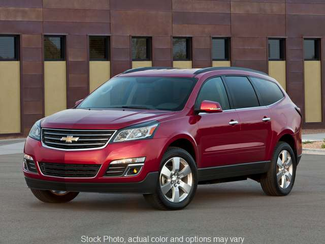 2015 Chevrolet Traverse 4d SUV FWD LT1 at Bobb Suzuki near Columbus, OH