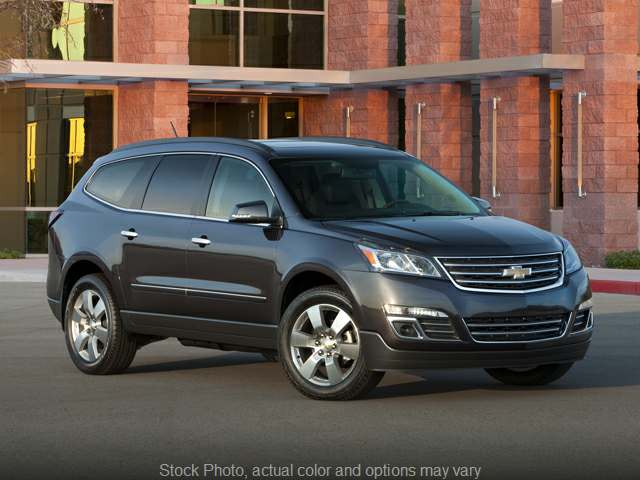 New 2014  Chevrolet Traverse 4d SUV AWD LS at Hometown Car Credit near Waverly, OH