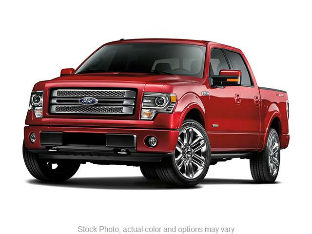 2013 Ford F150 4WD Supercrew Limited at City Wide Auto Credit near Oregon, OH