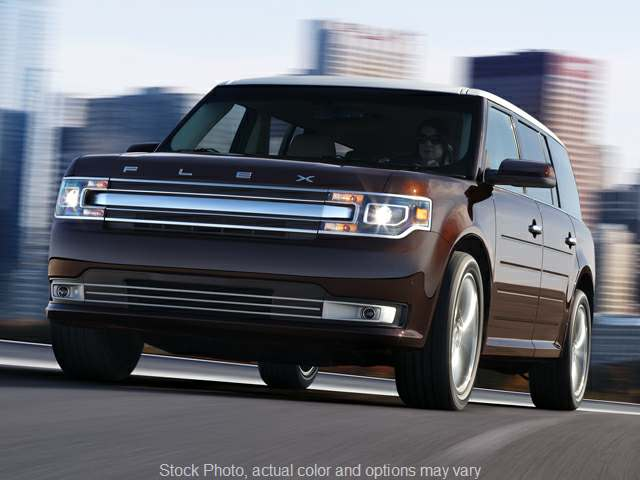 2013 Ford Flex 4d SUV FWD Limited at CarSmart Auto Sales near Kansas City, MO