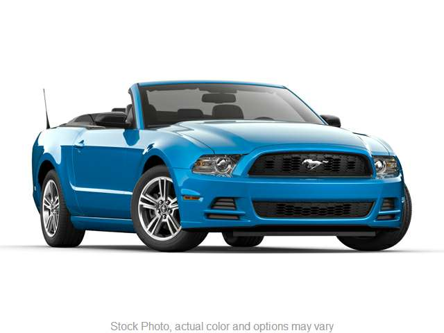 2014 Ford Mustang 2d Convertible Premium at Mike Burkart Ford near Plymouth, WI