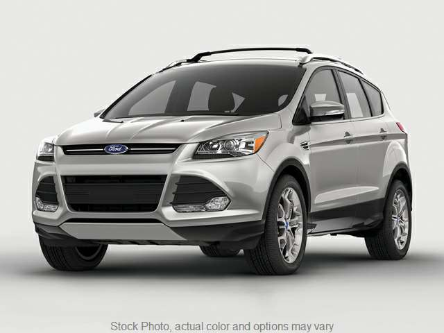 Used 2016  Ford Escape 4d SUV 4WD Titanium at Hallada Ford near Dodgeville, WI