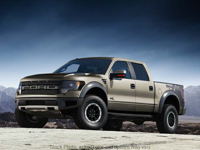 2013 Ford F150 4WD Supercrew SVT Raptor at The Gilstrap Family Dealerships near Easley, SC