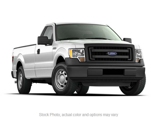 2014 Ford F150 2WD Reg Cab XLT at The Gilstrap Family Dealerships near Easley, SC