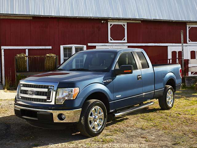 2013 Ford F150 4WD Supercab XLT at Frank Leta Automotive Outlet near Bridgeton, MO
