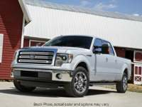 Used 2013  Ford F150 4WD Supercrew Lariat 5 1/2 at Frank Leta Automotive Outlet near Bridgeton, MO