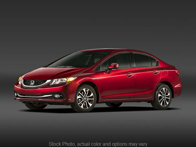 Used 2014  Honda Civic Sedan 4d EX Navigation at Edd Kirby's Adventure Mitsubishi near Chattanooga, TN