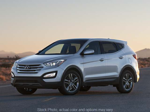 2015 Hyundai Santa Fe Sport 4d SUV AWD 2.4L Popular at Naples Auto Sales near Vernal, UT