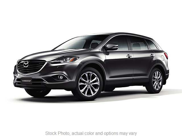 Used 2013 Mazda CX-9 4d SUV FWD Touring at Easley Mitsubishi near Easley, SC