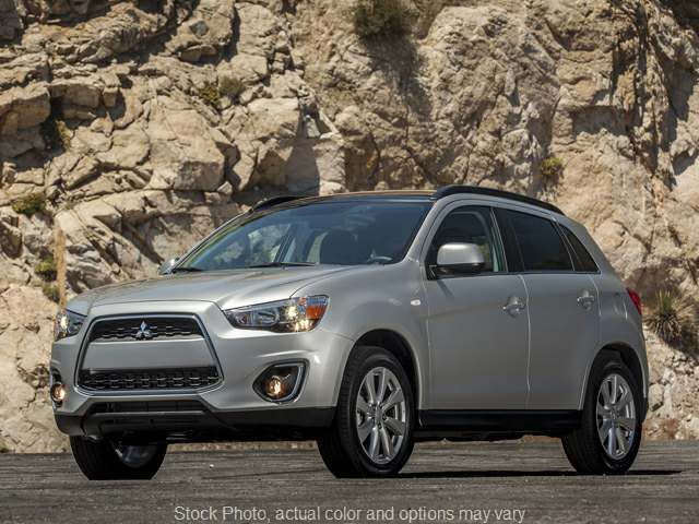 2014 Mitsubishi Outlander Sport 4d SUV FWD SE at Bill Fitts Auto Sales near Little Rock, AR