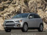 2013 Mitsubishi Outlander Sport 4d SUV AWD ES at Good Wheels near Ellwood City, PA