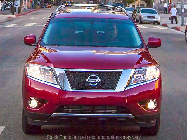 Used 2015  Nissan Pathfinder 4d SUV 4WD SV at Frank Leta Automotive Outlet near Bridgeton, MO