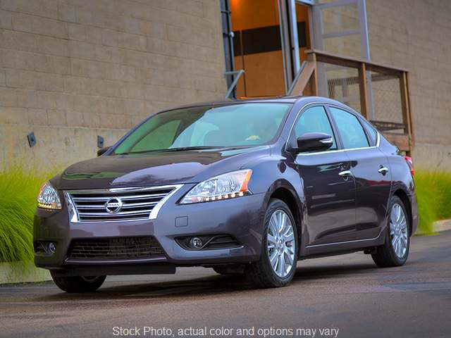 2015 Nissan Sentra 4d Sedan S CVT at City Wide Auto Credit near Toledo, OH