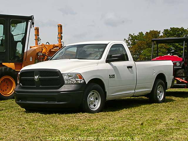 2013 Ram 1500 2WD Reg Cab Tradesman at The Gilstrap Family Dealerships near Easley, SC