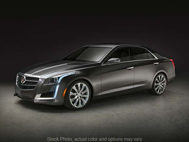 Used 2014  Cadillac CTS 4d Sedan 3.6L Luxury AWD at Pekin Auto Loan near Pekin, IL