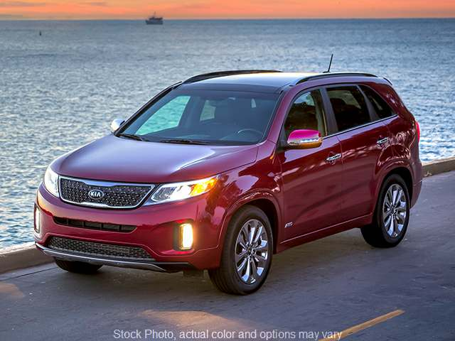 2014 Kia Sorento 4d SUV AWD EX V6 at The Car Shoppe near Queensbury, NY