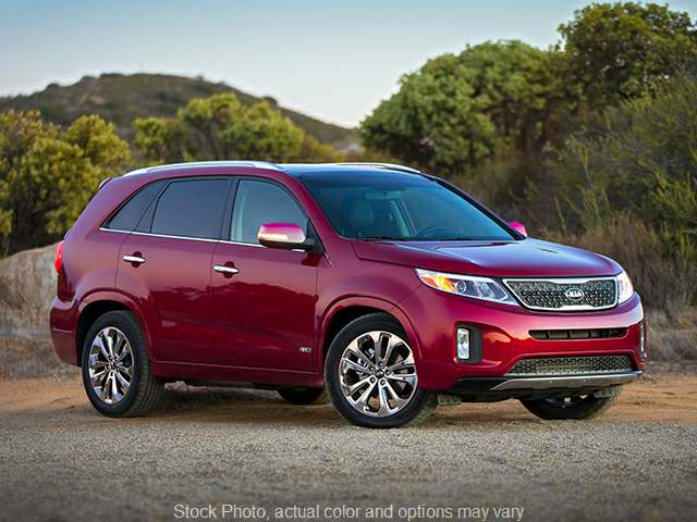 Used 2015  Kia Sorento 4d SUV FWD LX at Metro Auto Sales near Philadelphia, PA