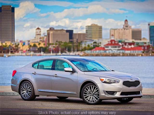 2014 Kia Cadenza 4d Sedan SX Limited at Walt Sweeney Auto near Cincinnati, OH