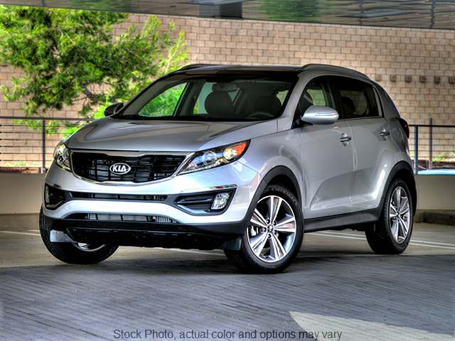 2014 Kia Sportage 4d SUV AWD LX at VA Cars of Tri-Cities near Hopewell, VA
