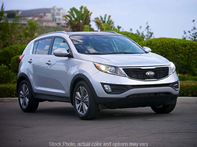 Used 2014  Kia Sportage 4d SUV FWD LX at The Gilstrap Family Dealerships near Easley, SC
