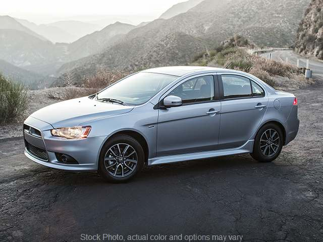 2015 Mitsubishi Lancer 4d Sedan ES Auto at The Gilstrap Family Dealerships near Easley, SC