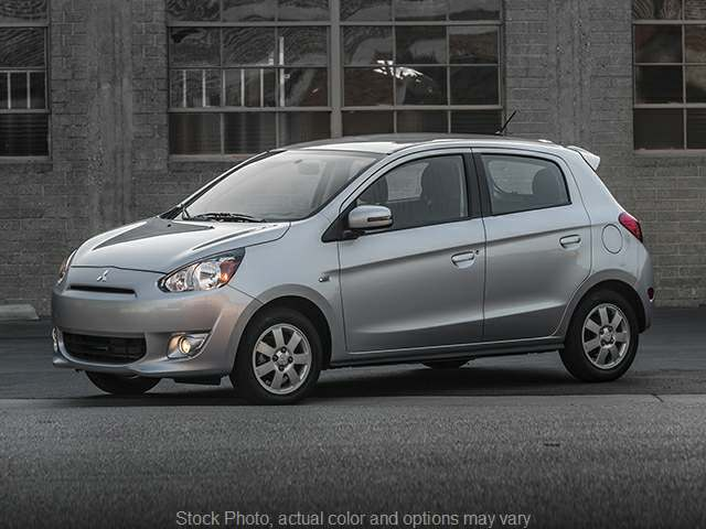 Used 2015 Mitsubishi Mirage 4d Hatchback ES CVT at R & R Sales, Inc. near Chico, CA